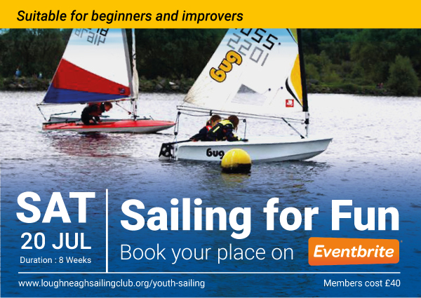 Register for Sail for Fun