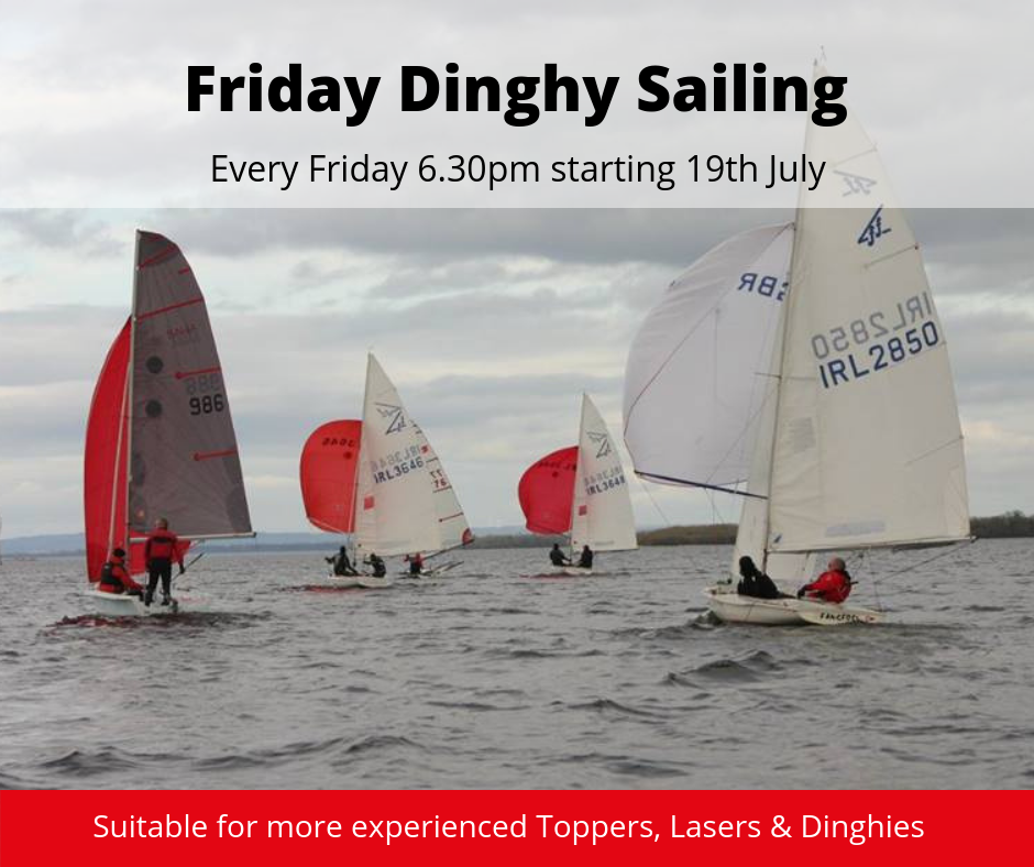 Friday Dinghy Sailing